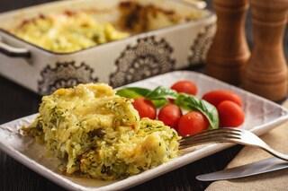 Zucchine e patate al forno: la ricetta del contorno per tutto l'anno