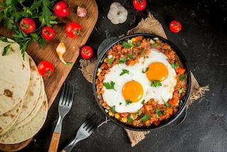 Huevos rancheros: la ricetta delle uova alla messicana