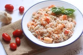 Insalata di riso alla marinara: la ricetta originale