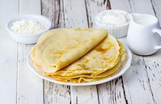Crepes senza glutine: la ricetta leggera per colazioni e merende fatte in casa