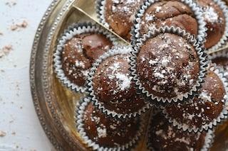Muffin al cioccolato bimby: la ricetta dei dolcetti morbidissimi