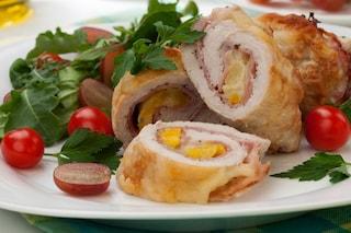 Involtini di pollo al forno: la ricetta del secondo piatto leggero e sfizioso