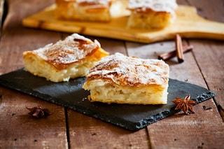 Bougatsa: la ricetta del dolce greco con crema pasticcera e pasta fillo