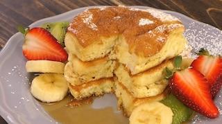 Pancakes giapponesi: la ricette delle frittele alte e soffici come una nuvola