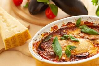 La storia e le origini della parmigiana di melanzane