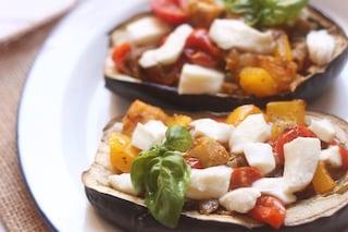 Melanzane ripiene vegetariane: la ricetta da fare al forno