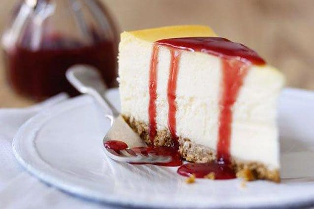 New York Cheesecake ricetta