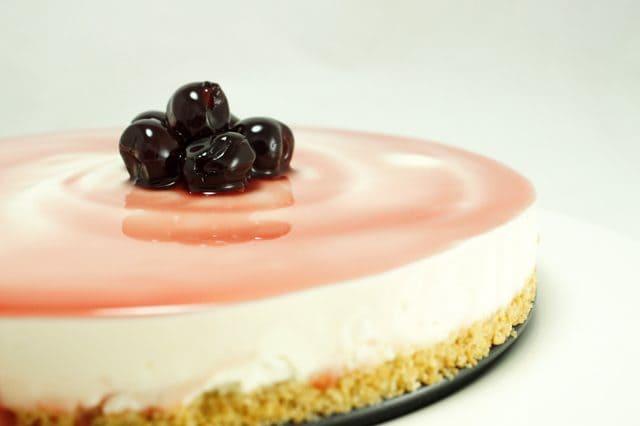 cheesecake allo yogurt ricetta