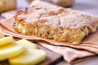 Gateau di patate senza uova: la ricetta per prepararlo morbido e cremoso
