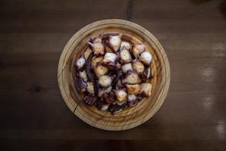 Polpo alla gallega: la ricetta preparata alla galiziana