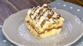 Tiramisù cocco e crema di nocciole: la ricetta del dolce fresco e goloso senza uova
