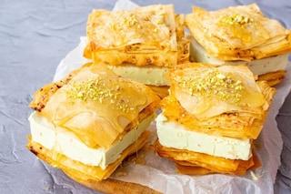Baklava gelato: la ricetta del sandwich dolce con gelato al pistacchio