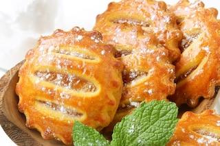 Biscotti cuor di mela: la ricetta dei biscotti dal cuore tenero