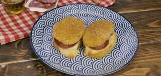 Cordon bleu di patate: la ricetta del secondo piatto semplice e sfizioso