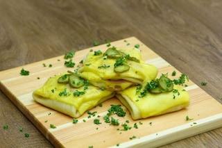 Fagottini di crepes: la ricetta salata gustosa e originale