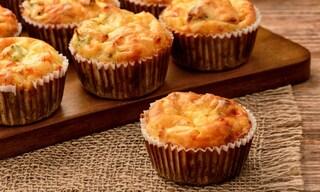 Muffin al formaggio: la ricetta dei rustici sfiziosi e facili da preparare