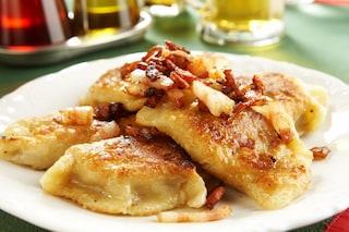 Pierogi: la ricetta dello street food polacco ripieno e goloso