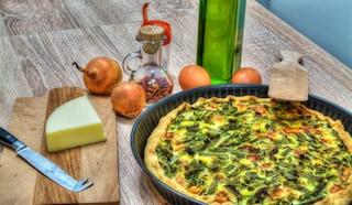 Quiche di fagiolini: la ricetta del rustico facile e goloso