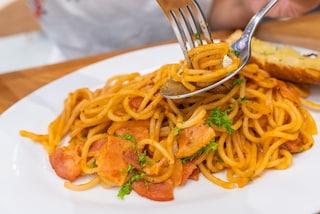 Spaghetti con la crema di peperoni: la ricetta del primo piatto cremoso senza panna