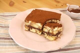 Tiramisù alla nocciola: la ricetta del dolce al cucchiaio facile e goloso