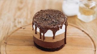 Mousse ai tre cioccolati: la ricetta del dolce goloso dal gusto unico