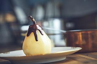 Pere al cioccolato: la ricetta deliziosa e particolare