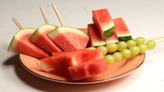 5 idee per servire l'anguria in modo originale