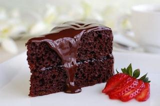 Fudge cake: la ricetta della torta al cioccolato di origine anglosassone