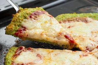 Pizza di broccoli: la ricetta senza lievito sana e genuina