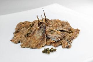 Alici alla piastra: la ricetta del secondo piatto leggero e gustoso