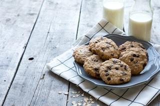 Biscotti ai cereali: la ricetta facile e veloce con 3 ingredienti