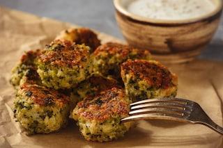 Polpette di broccoli: la ricetta delle crocchette gustose e filanti