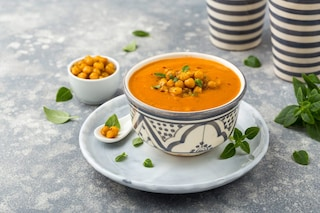 Zuppa di ceci e zucca: la ricetta del piatto caldo che sa di autunno