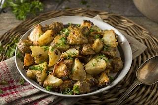 Patate e topinambur: la ricetta del contorno semplice e gustoso in padella