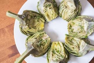 Carciofi lessi: la ricetta del contorno semplice e saporito
