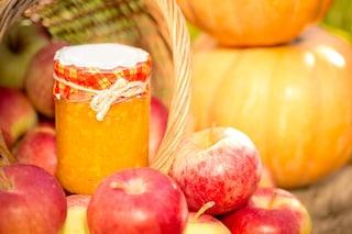 Marmellata di mele e zucca: la ricetta della confettura autunnale
