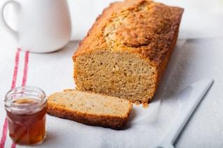 Plumcake al miele: la ricetta del dolce genuino pronto in pochi minuti