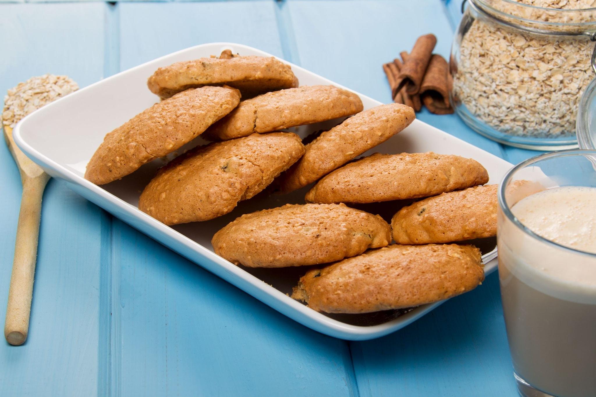 oatmel cookie