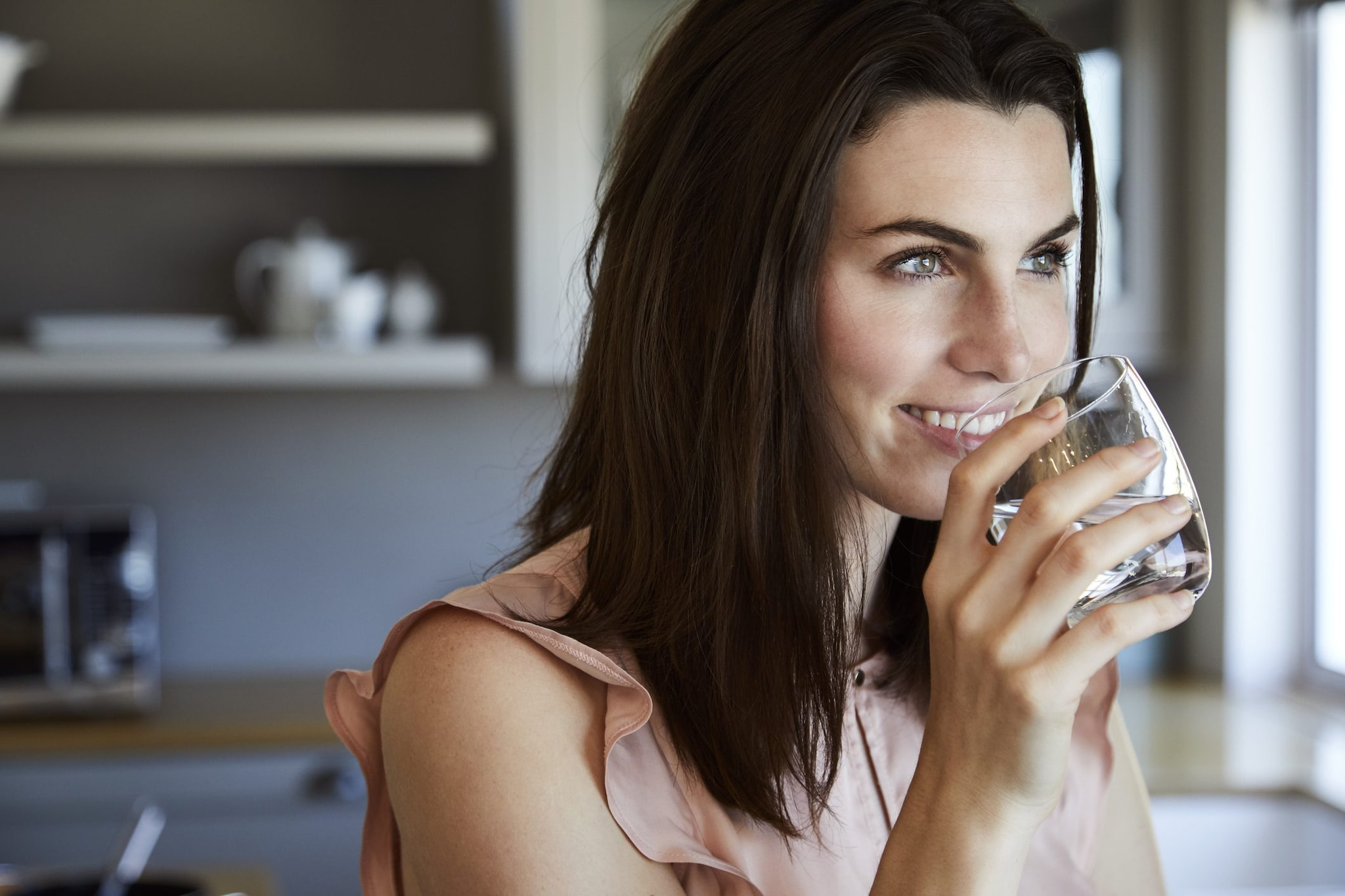 Do you want to lose weight? Here's how by drinking water