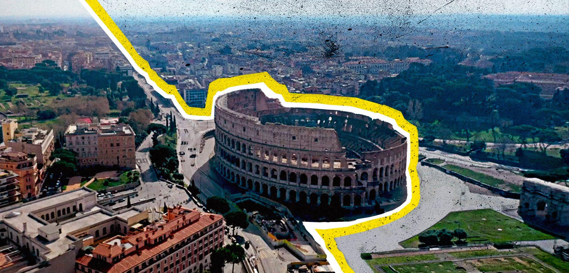 Italia Lockdown