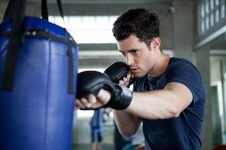 Come fare fit boxe a casa: 9 esercizi con e senza sacco