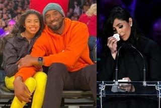 """La figlia di Kobe Bryant 'premiata' dalla WNBA: """"Ce l'hai fatta baby, orgogliosa di te"""""""