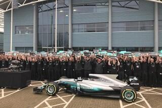Formula 1, la Mercedes converte l'intera fabbrica e produce 1000 respiratori CPAP al giorno