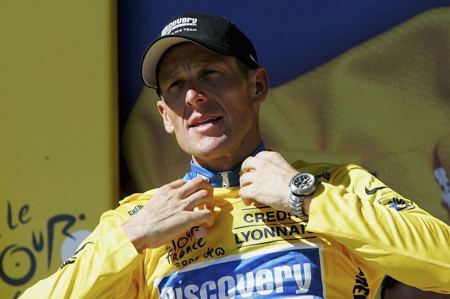 "Lance Armstrong dopavo 21 anni posso escludere causa tumore"""