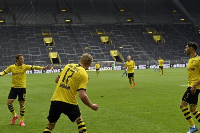 Riparte la Bundesliga, la Germania prova a indicare la via