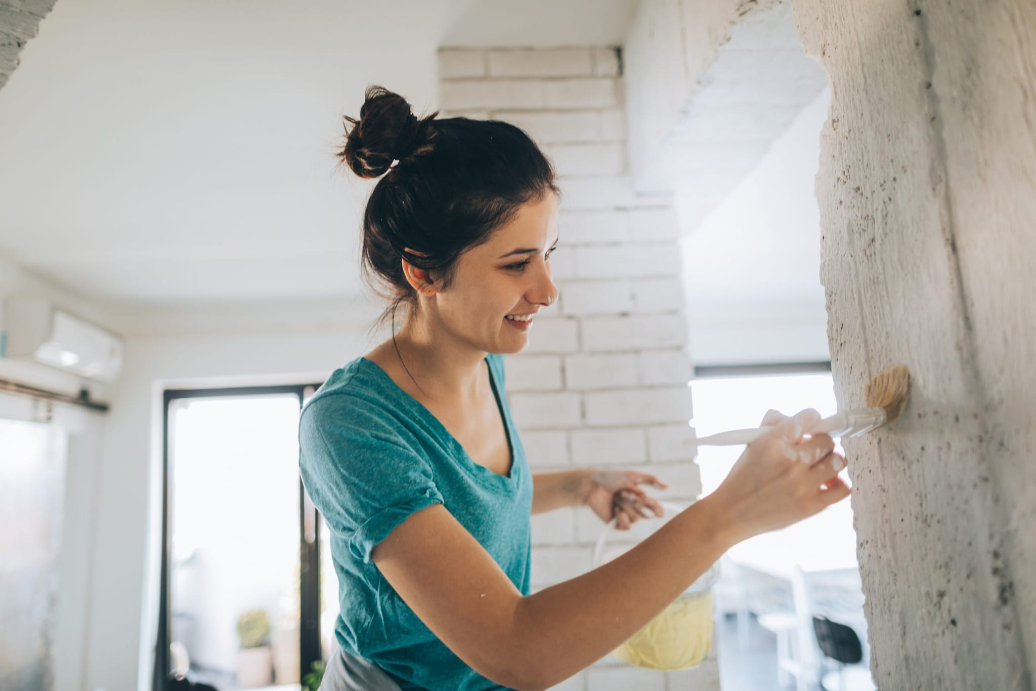 Migliore Pittura Per Interni le migliori pitture per pareti: quali marche scegliere