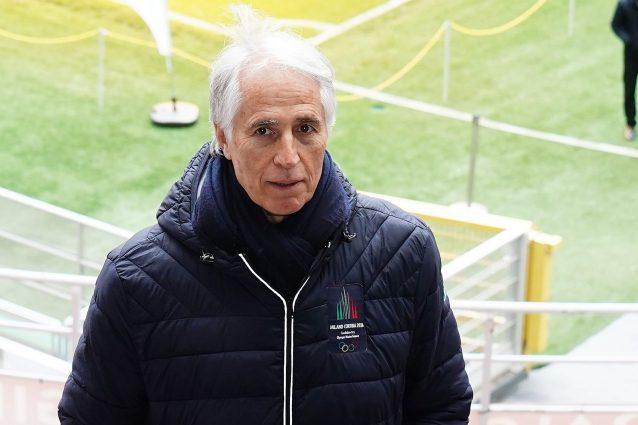 """annuncio Malagò 99 9 campionato Serie riparte 13 giugno"""""""