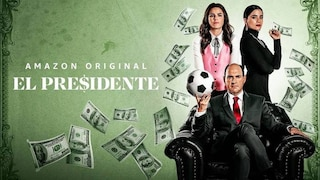 Tutto su El Presidente, la serie TV Amazon sul Fifa Gate del 2015