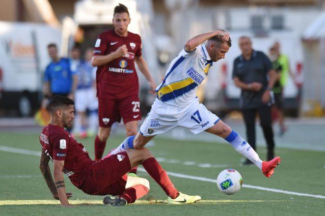 Serie 29a giornata Crotone fermato Chievo solo 0 0 Frosinone Trapani