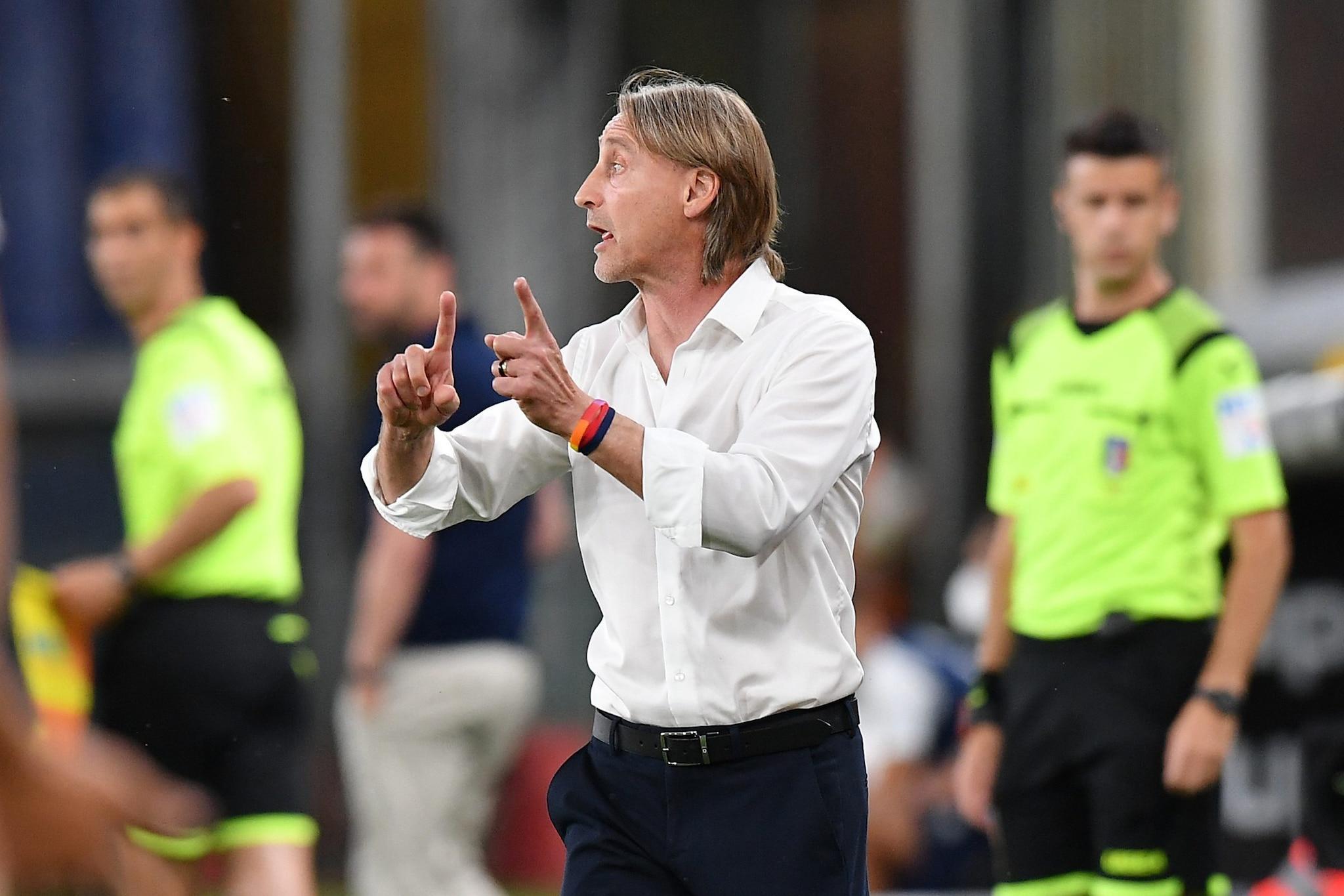 Nicola carica il Genoa:
